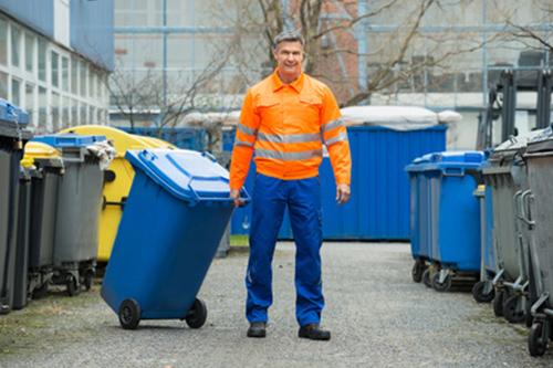 Abfallkonzepte und Baustelleneinrichtung